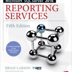 REporting Services Fifth Edition Book Cover