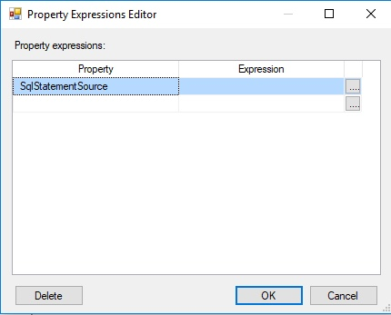 Expressions Editor